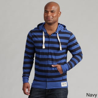 Company 81 Men's Zip Up Slub Jersey Hoodie