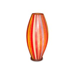 Decorative Orange Modern Contemporary Mirabelle Table Lamp