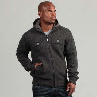 XRay Jeans Men's 4-pocket Full Zip Sweater