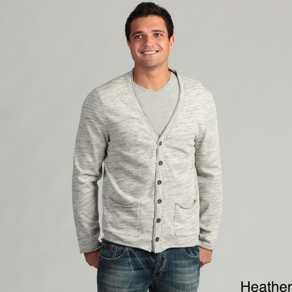 MO7 Men's Cardigan Sweater