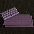 1530 LaMont Home Brights Grape Placemat (Set of 6)