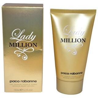 Paco Rabanne 'Lady Million' Women's 5.1-ounce Body Lotion
