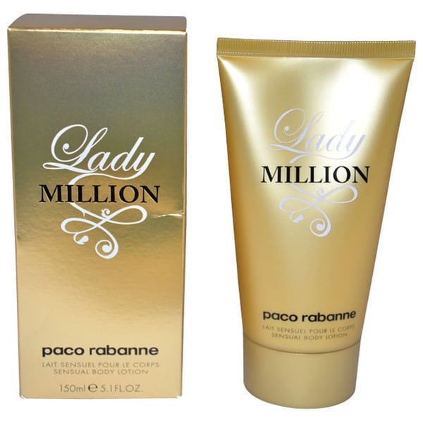 Paco Rabanne 'Lady Million' Women's 5.1-ounce Body Lotion