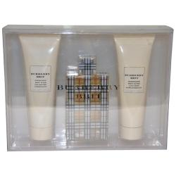 Burberry 'Burberry Brit' Women's 3-piece Gift Set