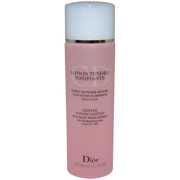 Dior Gentle Toning Lotion for Dry and Sensitive Skin