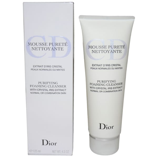 Dior Purifying Foaming Cleanser for Normal/Combination Skin