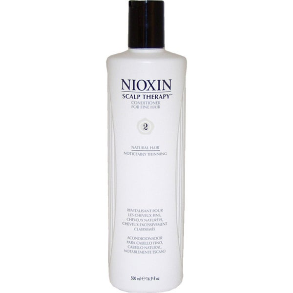 Nioxin System 2 Scalp Therapy 16.9-ounce Conditioner for Fine Hair