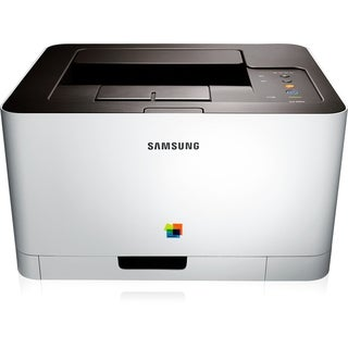 Samsung CLP-365W Laser Printer - Color - 2400 x 600 dpi Print - Plain