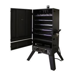 Smoke Hollow 44'' Vertical 2-door Gas Smoker