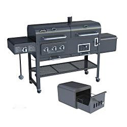 Four-in-one Combo Grill