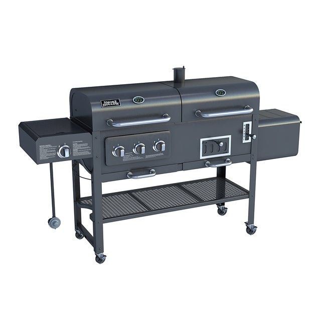 Smoke Hollow Sh7000 4 In 1 Combo Grill 14341782