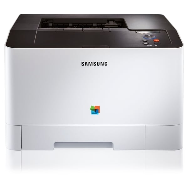 Samsung CLP-415NW Laser Printer - Color - 9600 x 600 dpi Print - Plai