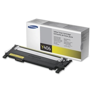 Samsung CLT-Y406S Toner Cartridge