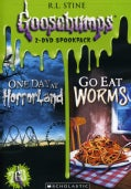 Goosebumps: One Day At Horrorland/Go Eat Worms! (DVD)