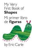 My Very First Book of Shapes / Mi Primer Libro de Figuras (Board book)