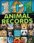 101 Animal Records (Paperback)