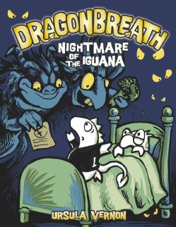 Nightmare of the Iguana (Hardcover)