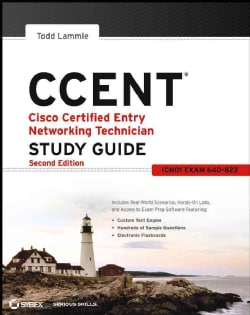 CCENT: Cisco Certified Entry Networking Technician: ICND1 Exam 640-822 (Paperback)