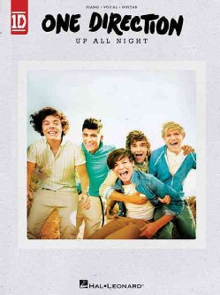 One Direction: Up All Night: Piano - Vocal - Guitar (Paperback)
