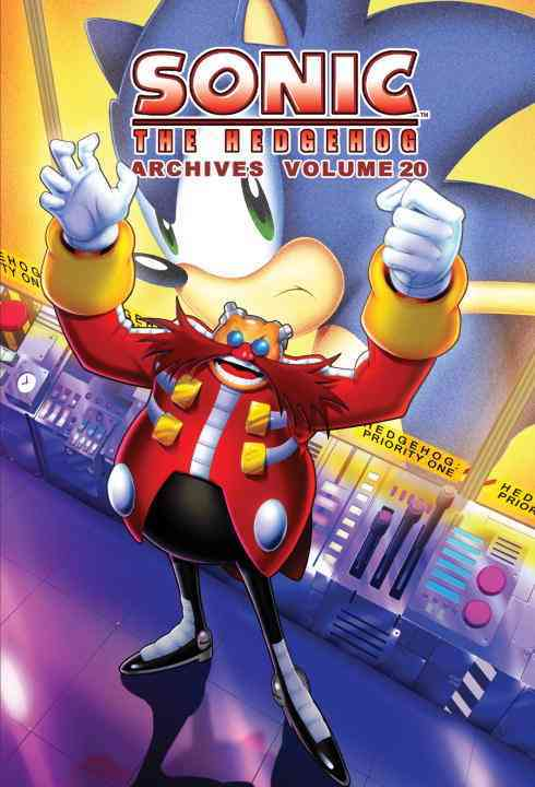 Sonic the Hedgehog Archives 20 (Paperback)