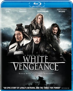 White Vengeance (Blu-ray Disc)