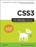CSS3: The Missing Manual (Paperback)