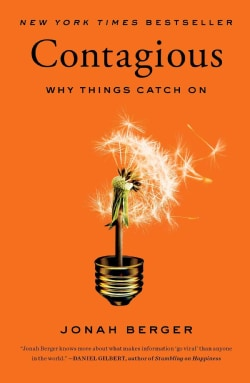 Contagious: Why Things Catch on (Hardcover)