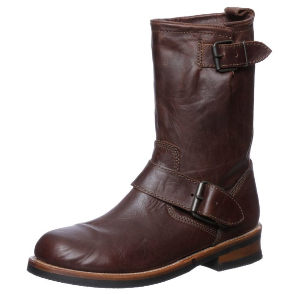 Steve Madden Men's 'Bard' Leather Boots