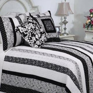 Park Avenue 3-piece Quilt Set