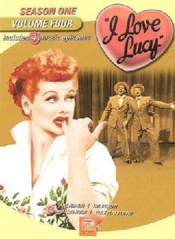 I Love Lucy: Season One Vol. 4 (DVD)
