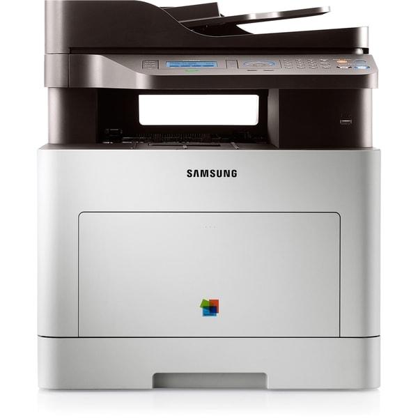 Samsung CLX-6260FD Laser Multifunction Printer - Color - Plain Paper
