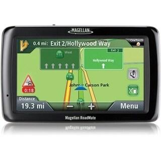 Magellan RoadMate 5120-LMTX Automobile Portable GPS Navigator