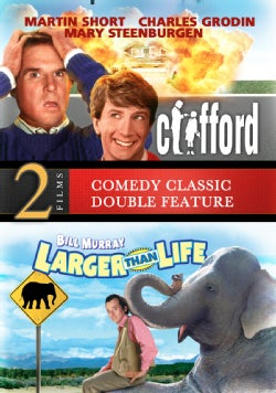 LARGER THAN LIFE/CLIFFORD