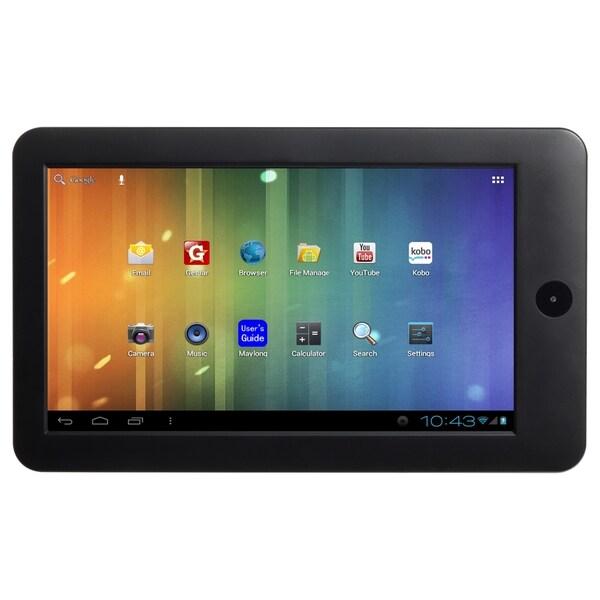 "Maylong Mobility M-270 4 GB Tablet - 7"" - Wireless LAN - ARM Cortex A"