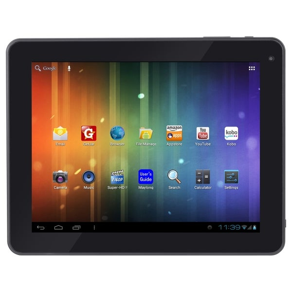 "Maylong Mobility M-970 8 GB Tablet - 9.7"" - In-plane Switching (IPS)"