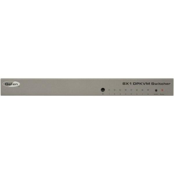 Gefen 8x1 DPKVM Switcher