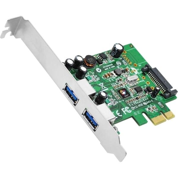 SIIG DP 2-Port USB 3.0 PCIe