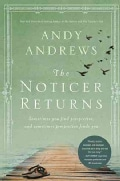 The Noticer Returns: Sometimes You Find Perspective, and Sometimes Perspective Finds You (Hardcover)