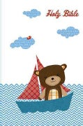 Holy Bible: International Children's Bible, Baby Bear Boy (Hardcover)