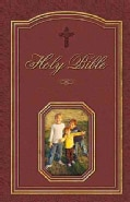 Holy Bible: A Keepsake from Grandmother to Grandchild, King James Version, Grandmother's Memories, Autumn Brown L... (Paperback)