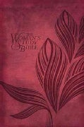 The Woman's Study Bible: New King James Version, Light Cranberry, Leathersoft (Paperback)