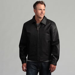 UltraClub? Adult Soft Shell Jacket - Black/ Charcoal - M Cheap