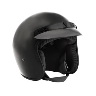 Fuel Helmets Open Face Helmet