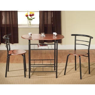 Simple Living Honeymoon Table Set (3Pc)