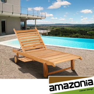 Hartford Teak Lounger