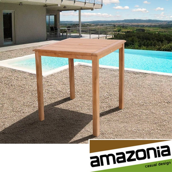 ... Patio Furniture Hartford Ct By Hartford Teak Bar Patio Table Furniture  Weather Outdoor ...