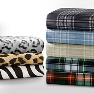 Premier Comfort Cozy Spun All Seasons Printed Sheet Set