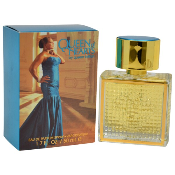 Queen Latifah Queen Of Hearts Women's 1.7-ounce Eau de Parfum Spray