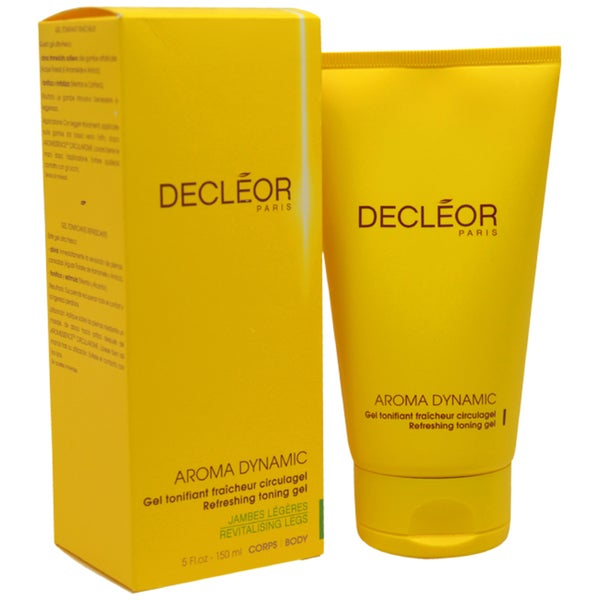 Decleor Aroma Dynamic Refreshing 5-ounce Toning Gel