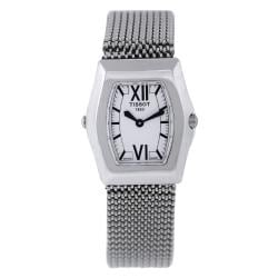Tissot Women's's T-Win Steel Bracelet Watch